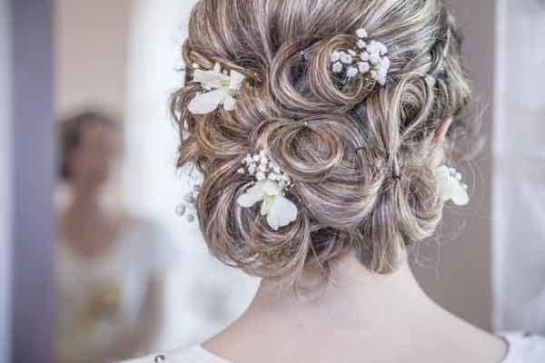 Bliv klar til bryllup med makeup og håropsætning inkl. prøve, Lyngby